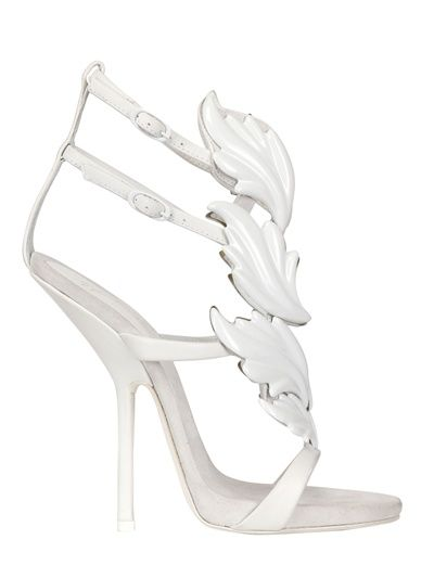 Leather Giuseppe Life By Zanotti West Kanye Sandals Cruel Leaves nCzRH