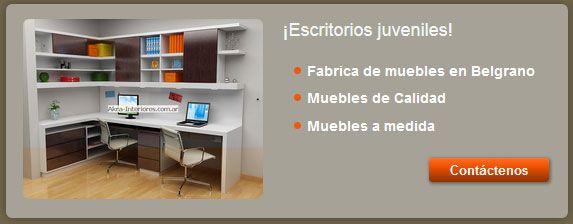 escritorios a medida moveis pinterest escritorio moderno escritorios y juveniles