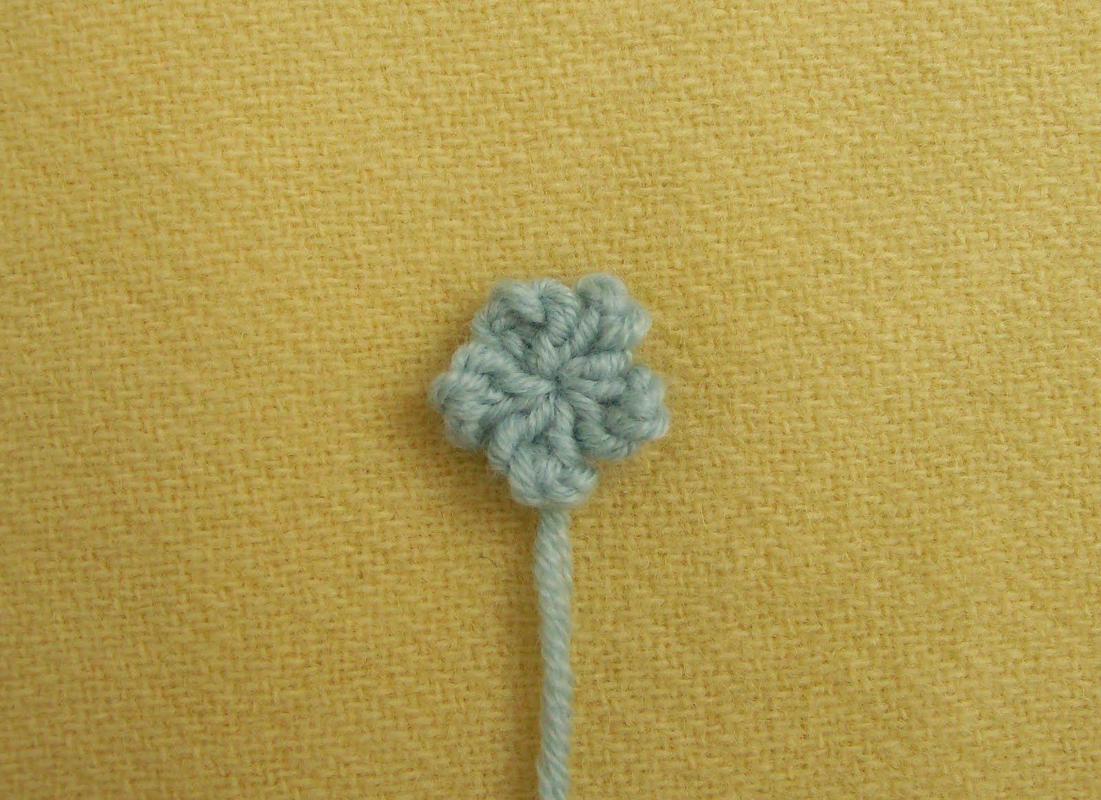 Knot garden forgetmenot knitting crocheting and a litul bit