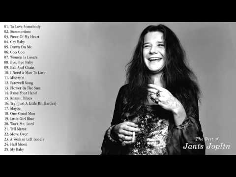 Best Songs Of Janis Joplin Janis Joplin S Greatest Hits Videos