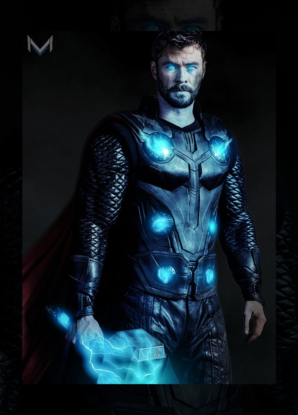 Thor Infinity Art Thor Infinity War By Imizuri On Deviantart Thor Wallpaper Marvel Spiderman Art Thor Art