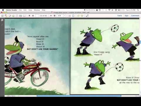 froggy plays soccer coloring pages - photo#25