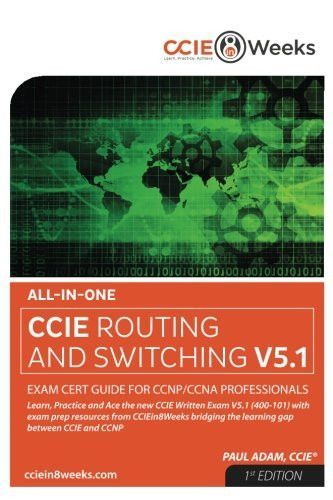 All-in-One CCIE 400-101 V5 1 Routing and Switching Written