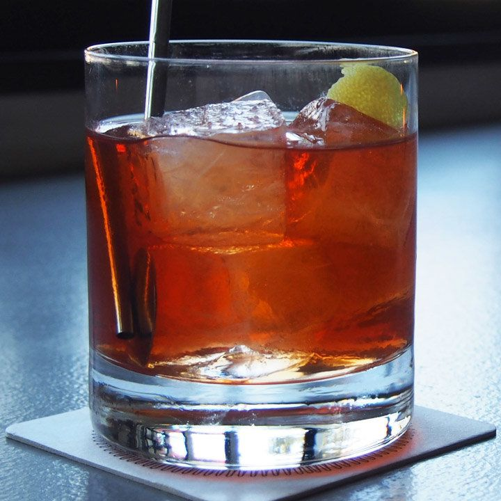 Tonight, Try a Freehand Old Fashioned Recipe in 2020