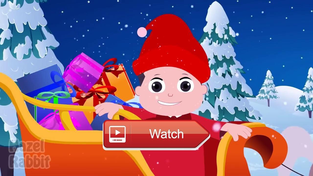 Song For Kids Christmas Songs For Kids Winter Songs Nursery Rhymes ...
