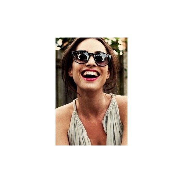 Smiling Faces ❤ liked on Polyvore featuring people