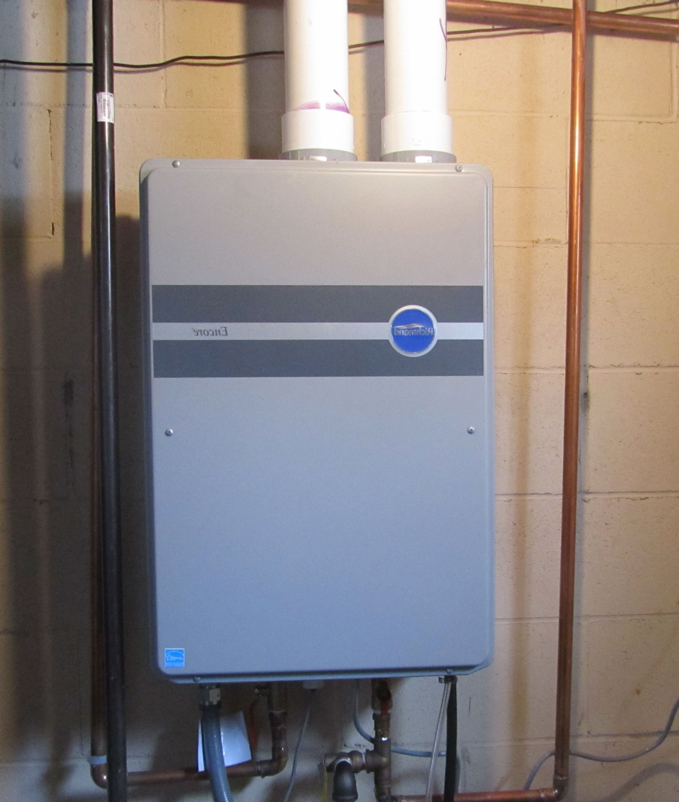 Reliability Of Tankless Hot Water Heaters | Water Heater | Pinterest ...