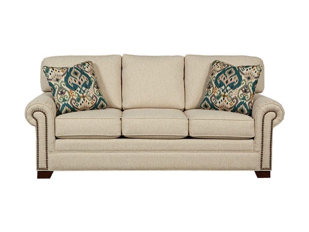 Elegant Craftmaster Living Room Sofa 756550   Brownleeu0027s Furniture   Lawrenceville,  GA