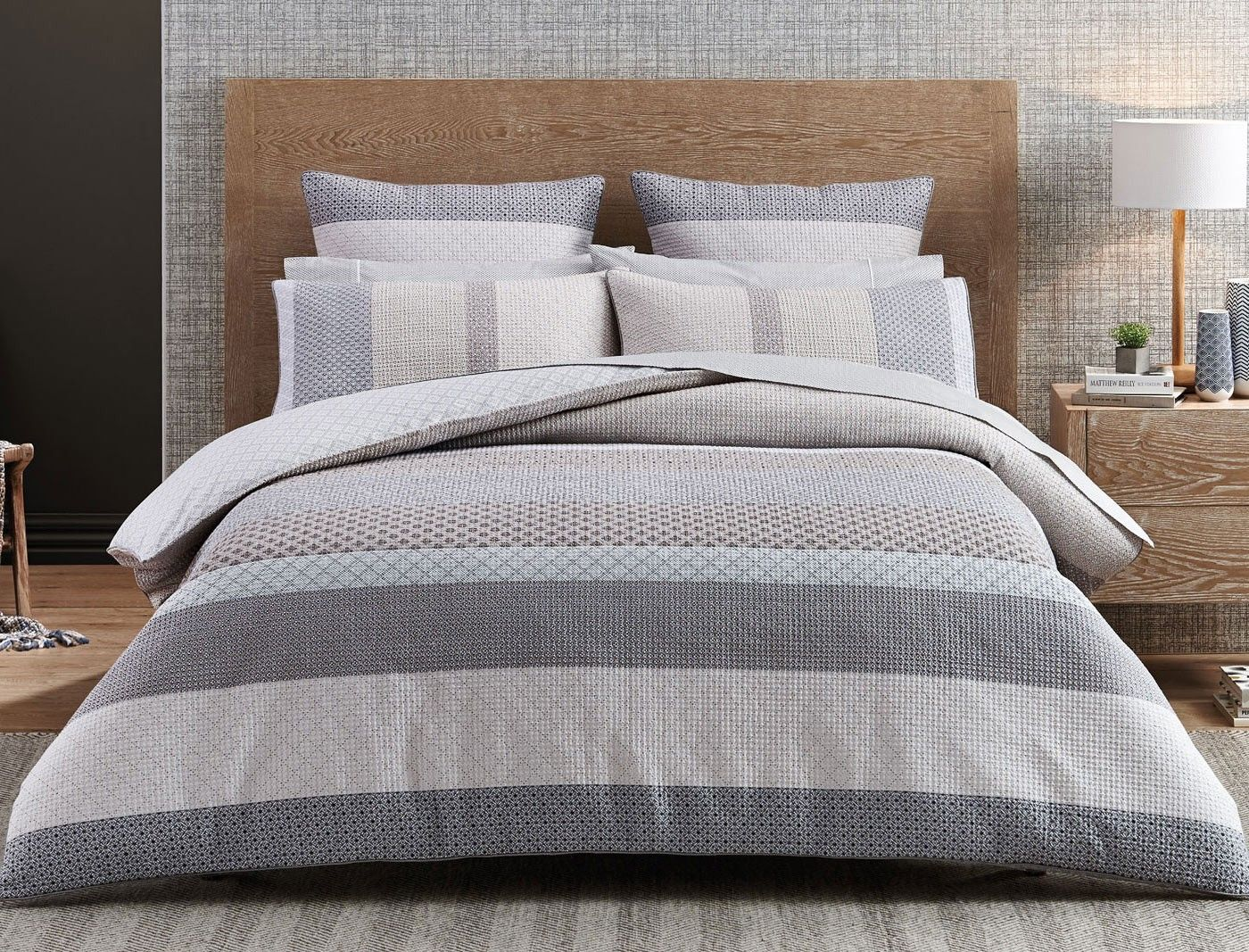 WINSLOW Quilt cover set | Bed Bath & Table | Home Interior Inspo ... : bed and bath quilts - Adamdwight.com