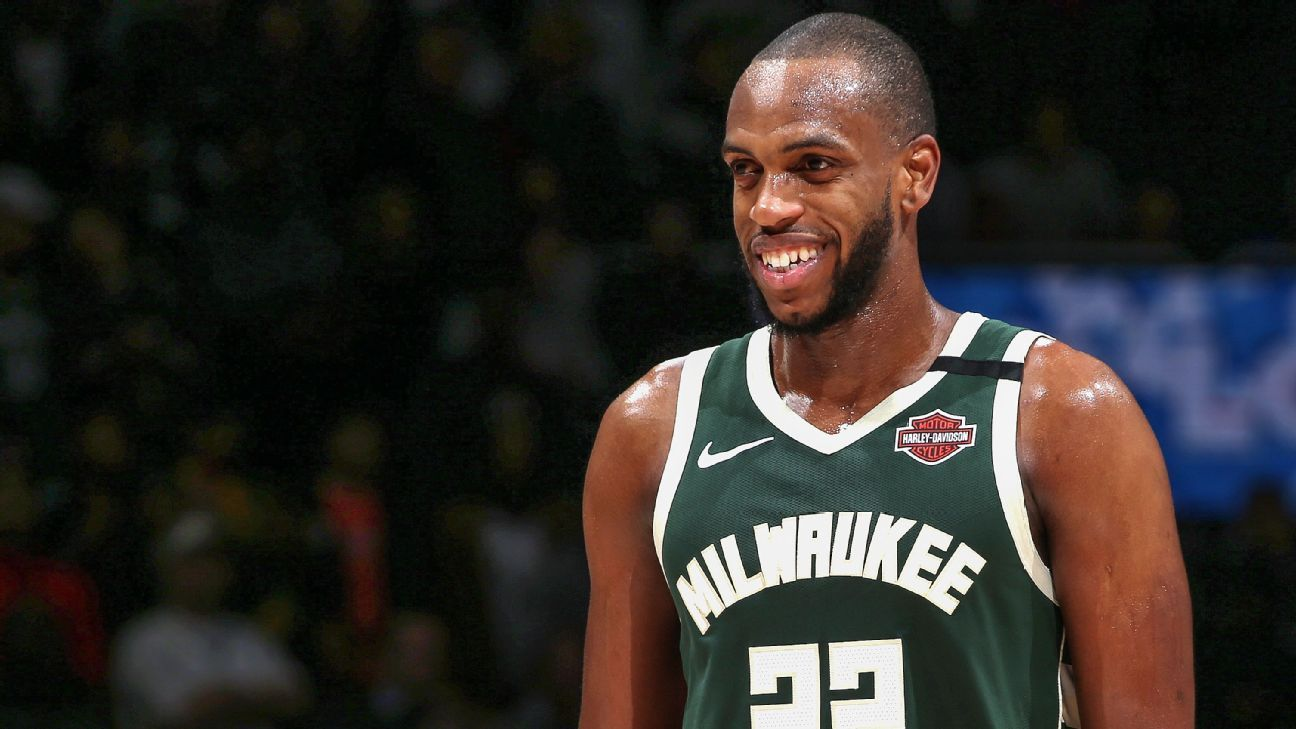 Khris Middleton is one basket shy of a historic season in
