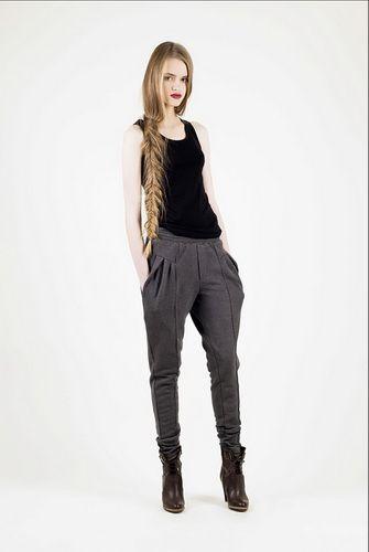 Женские брюки галифе: фото штанов, с чем носить брюки ...