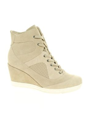 Asos active wedge trainers
