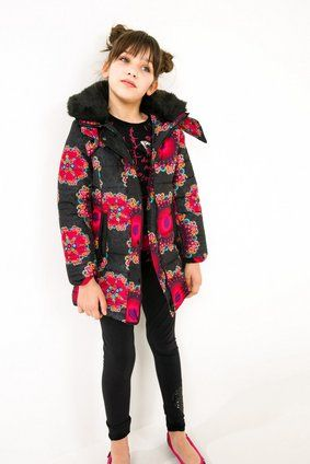 334b33f6cad See all Desigual Down jacket Quisca