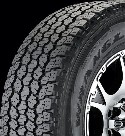 Garcias Tire Shop >> Wrangler All-Terrain Adventure with Kevlar - Size: 235/70R16 | Jeep | Goodyear wrangler, Jeep ...