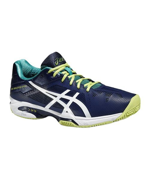 Zapatillas Asics GEL PADEL PRO 3 GS methyl bluehot orangeindigo blue
