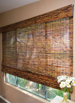 Top Woven Wood Shades For Natural Interiors Woven Wood Blind