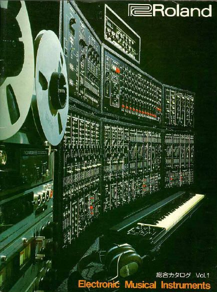 Roland Electronic Musical Instruments