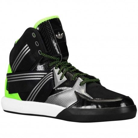 buy online 75661 26c1c adidas Originals C-10 - Men s - Basketball - Shoes - Black Iron  Metallic Solar Green-sku 77719   sneakers cheap sport  cheapsportshoes-hotsale   Pinterest ...