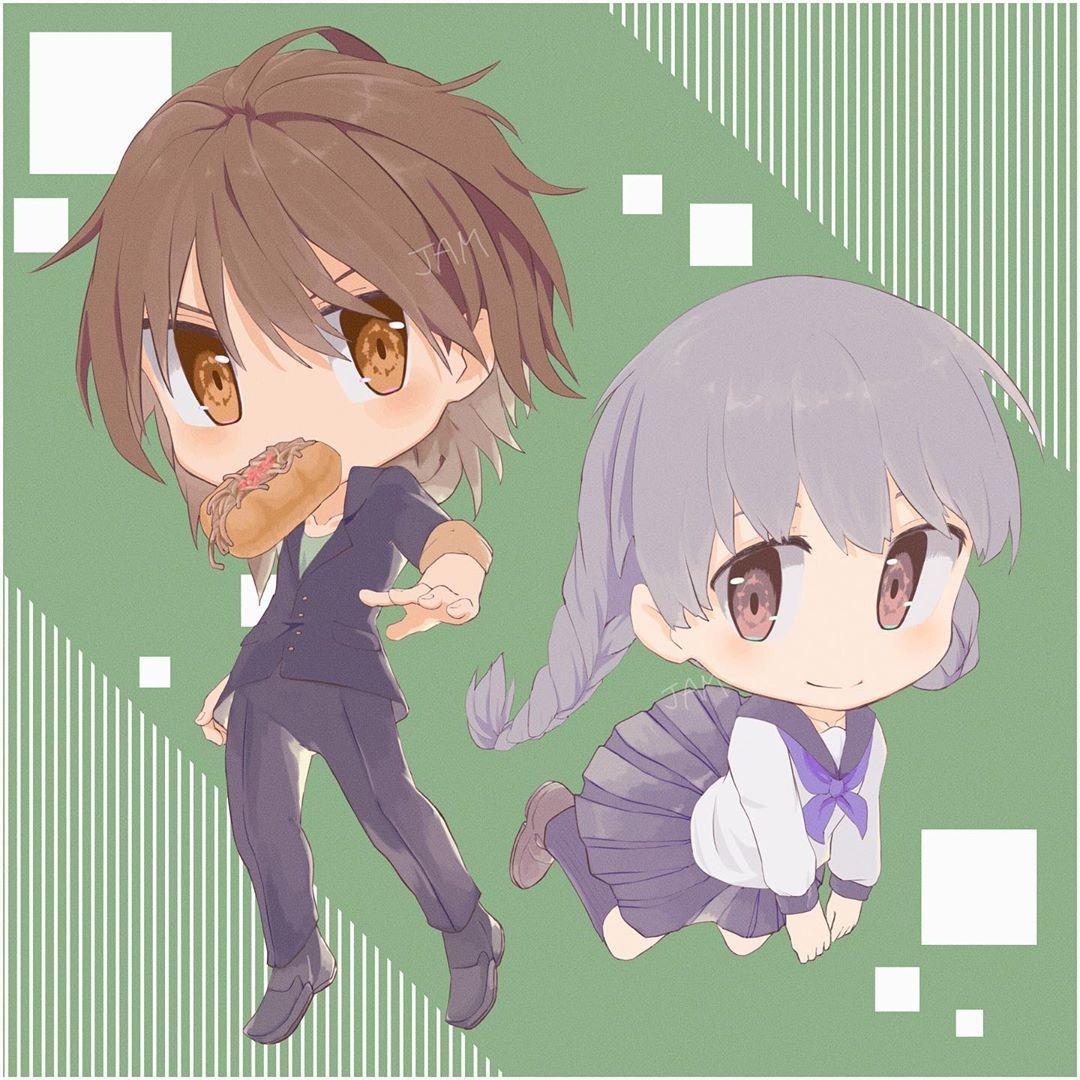 13 sentinels aegis rim reproduction is prohibited fanart digitalart game illustration drawing illustration d follow fan art illustration anime