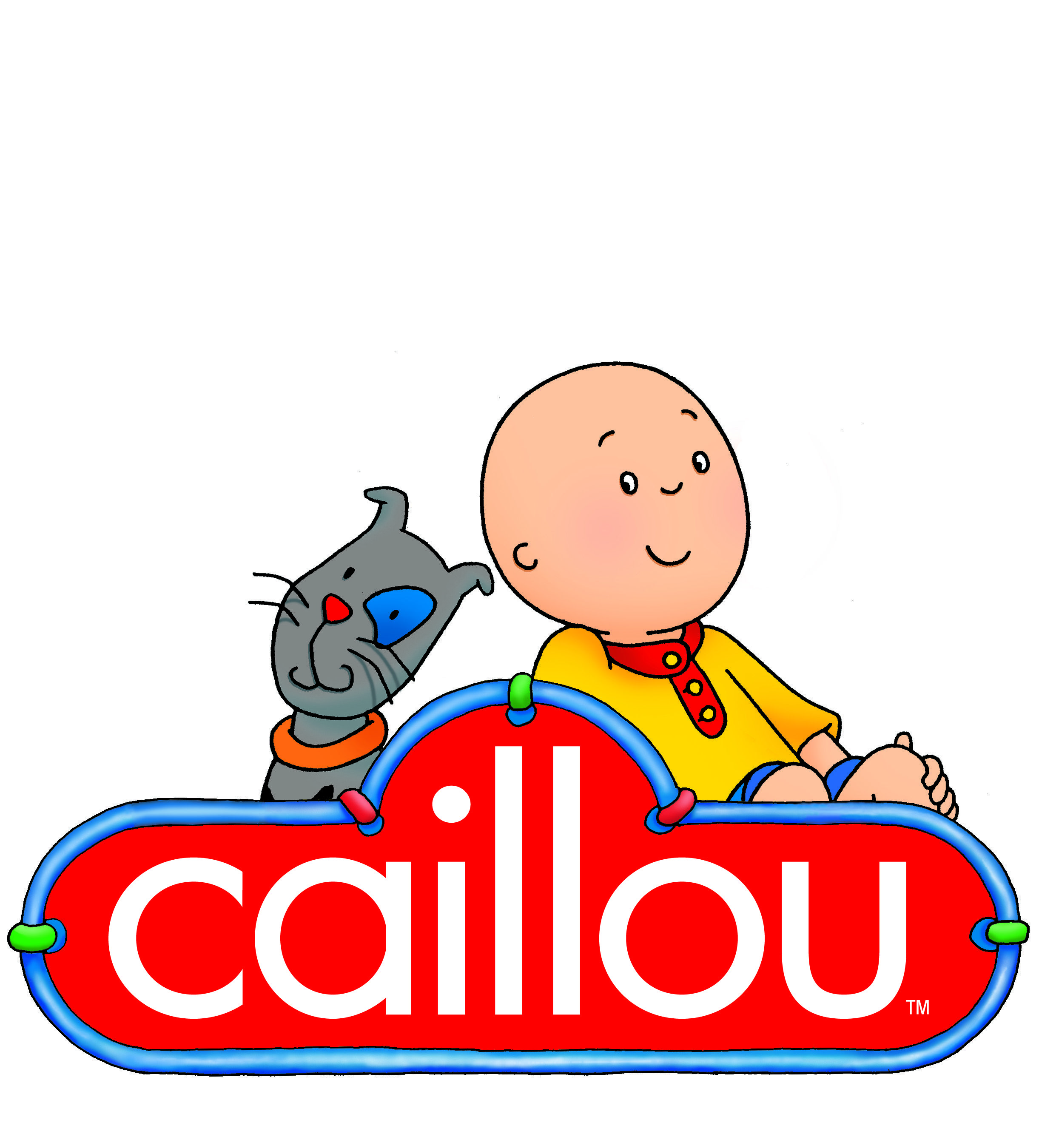 Caillou Logo#Repin By:Pinterest++ for iPad# | Caillou | Pinterest ...