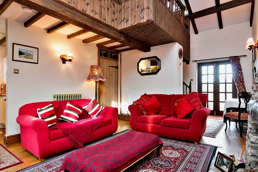 Houses for sale in Wales Inside the 10bed farmhouse