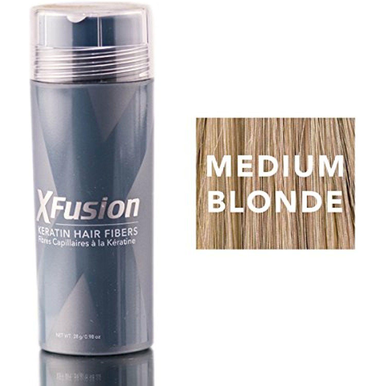 Park Art|My WordPress Blog_Xfusion Keratin Hair Fibers Medium Blonde