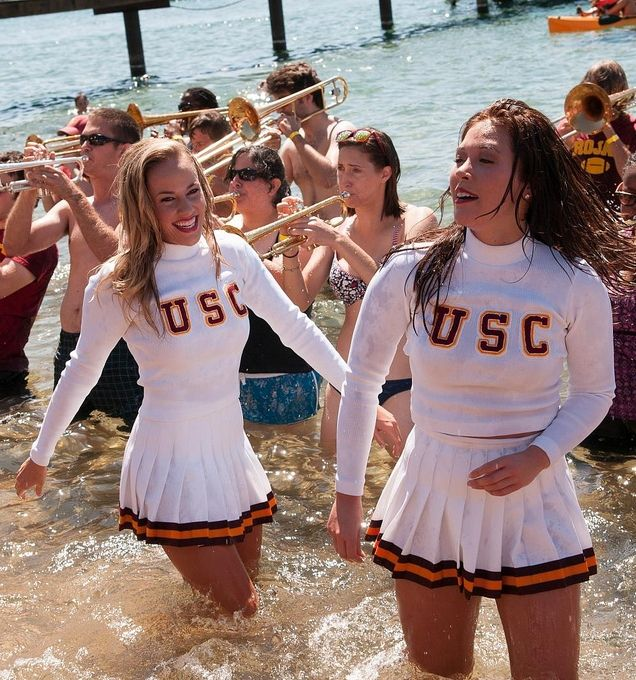 Usc song girls google search college cheerleaders pinterest usc song girls google search sciox Image collections