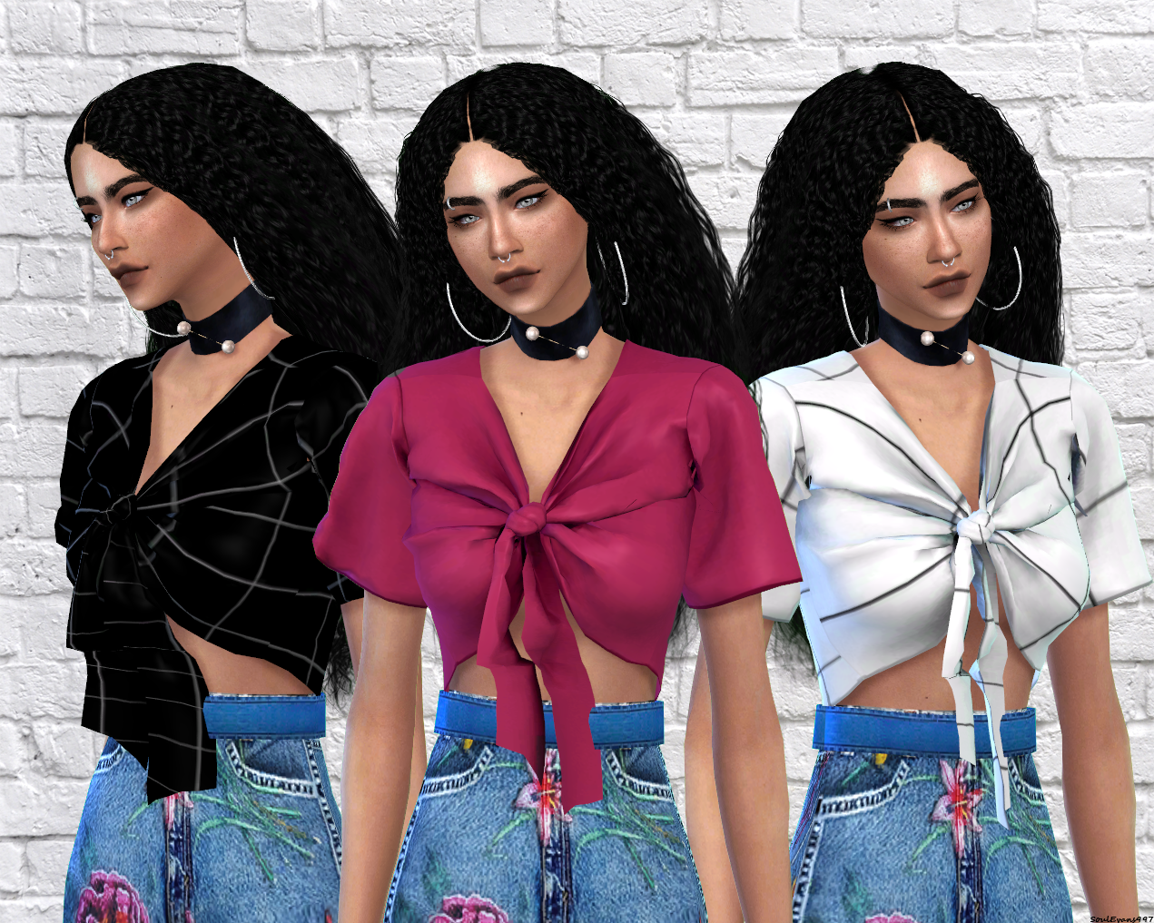 0a71147c1f Pin by Nadia Rodrigues on Sims4cc