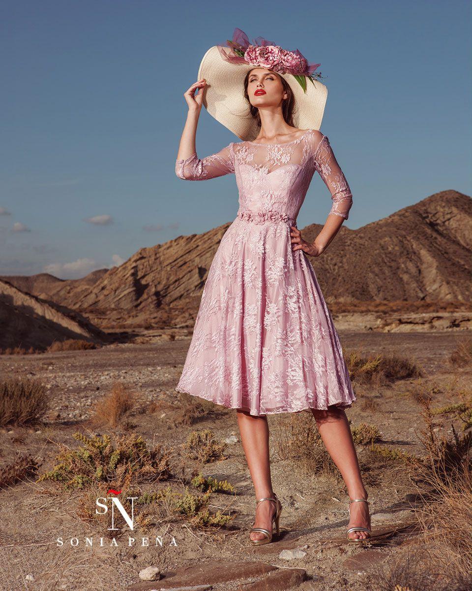 Uno de mis vestidos favoritos de Sonia Peña . Ref: 1170200 | boda ...