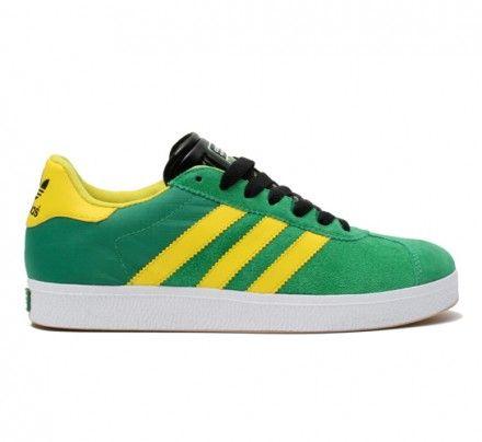 Adidas Skateboarding Shoes - Gazelle