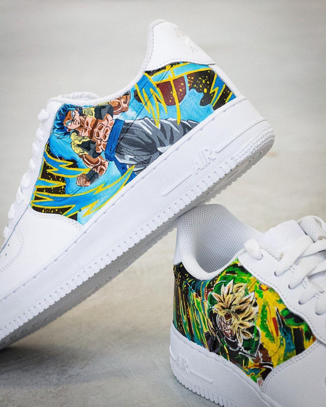 Agencia de viajes cocinar una comida discordia  Custom Sneaker By born_originals in 2020   Custom sneakers, Sneakers, Air  force
