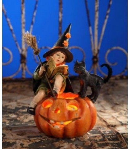 Halloween Decoration Casting a Spell Table Settings and - luxury halloween decorations