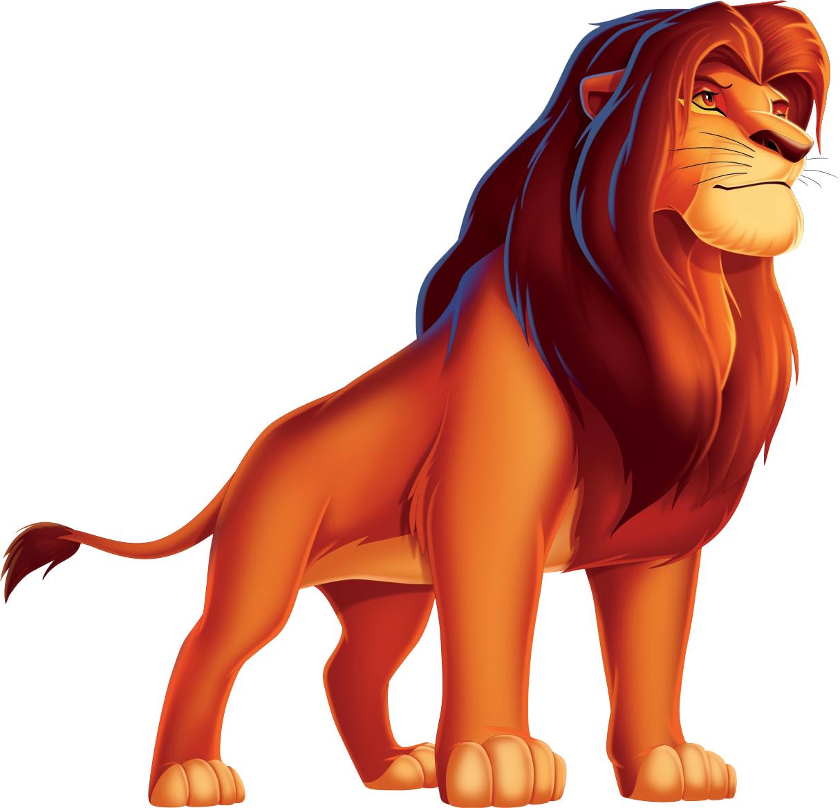 Lion King Png Image Lion King King Cartoon Lion King Simba