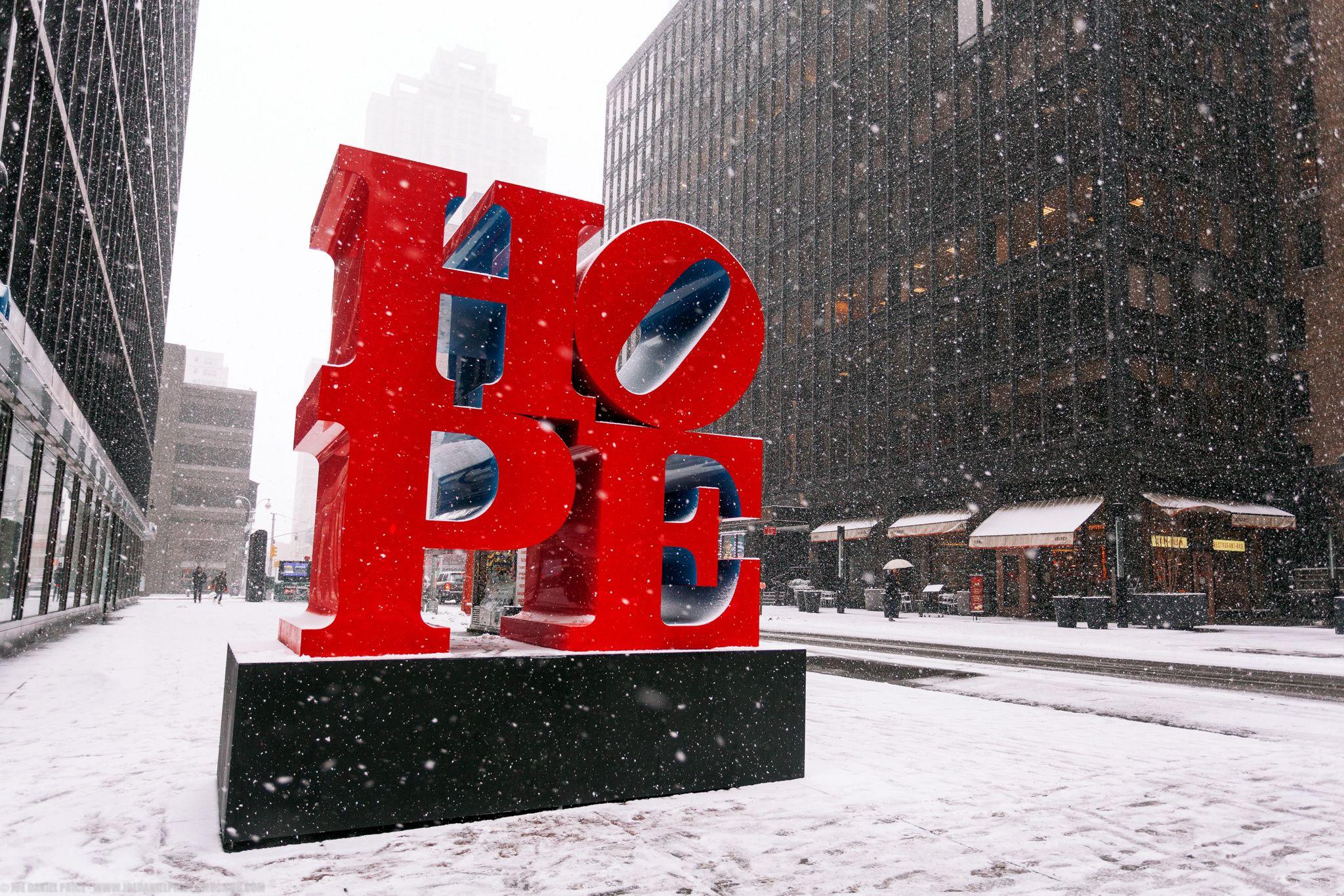 Hope, New York City, New York, America by Joe Daniel Price on 500px