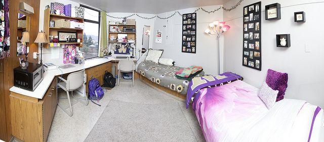Haggett Hall Husky Living Byu College Dorm Room Dorm
