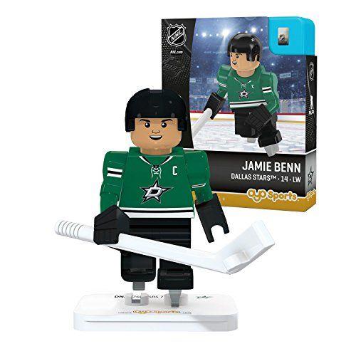 Jamie Benn Dallas Stars OYO Sports Toys NHL G3 Gen 3 Minifigure  Figure