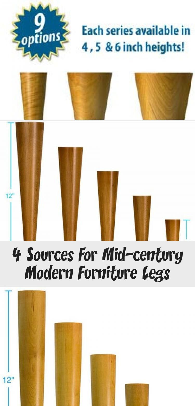 4 Sources For Mid Century Modern Furniture Legs In 2020 Mid Century Furniture Legs Mid Century Modern Furniture Furniture Design Modern