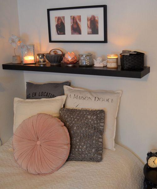 Percantik kamar kamu dengan bantal bantal lucu (dok.Pinterest)