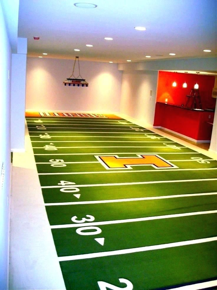 46 Sports Man Caves to be Boss at Game Night - The Handy Guy