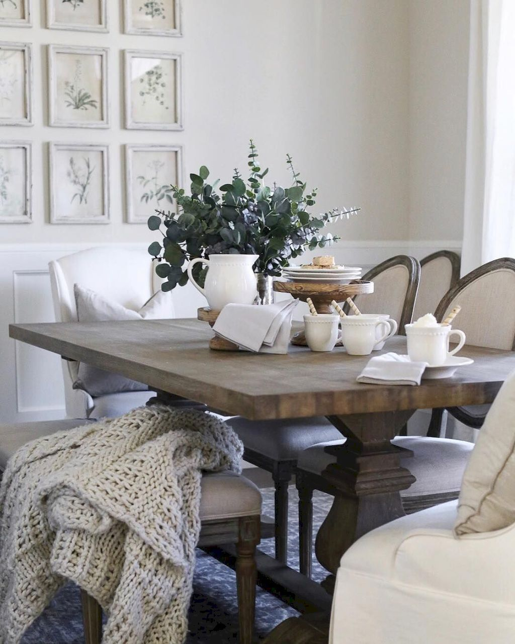 15 Dining Room Decorating Ideas: 15 Lasting Farmhouse Dining Room Makeover Decor Ideas