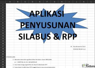 Download Aplikasi Pembuatan Silabus Rpp Aplikasi Rencana Pembelajaran Pendidikan Dasar