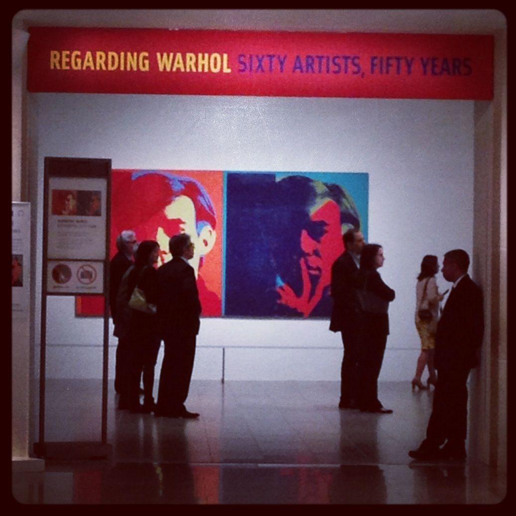 September 20 Andy Warhol Exhibit At The Met