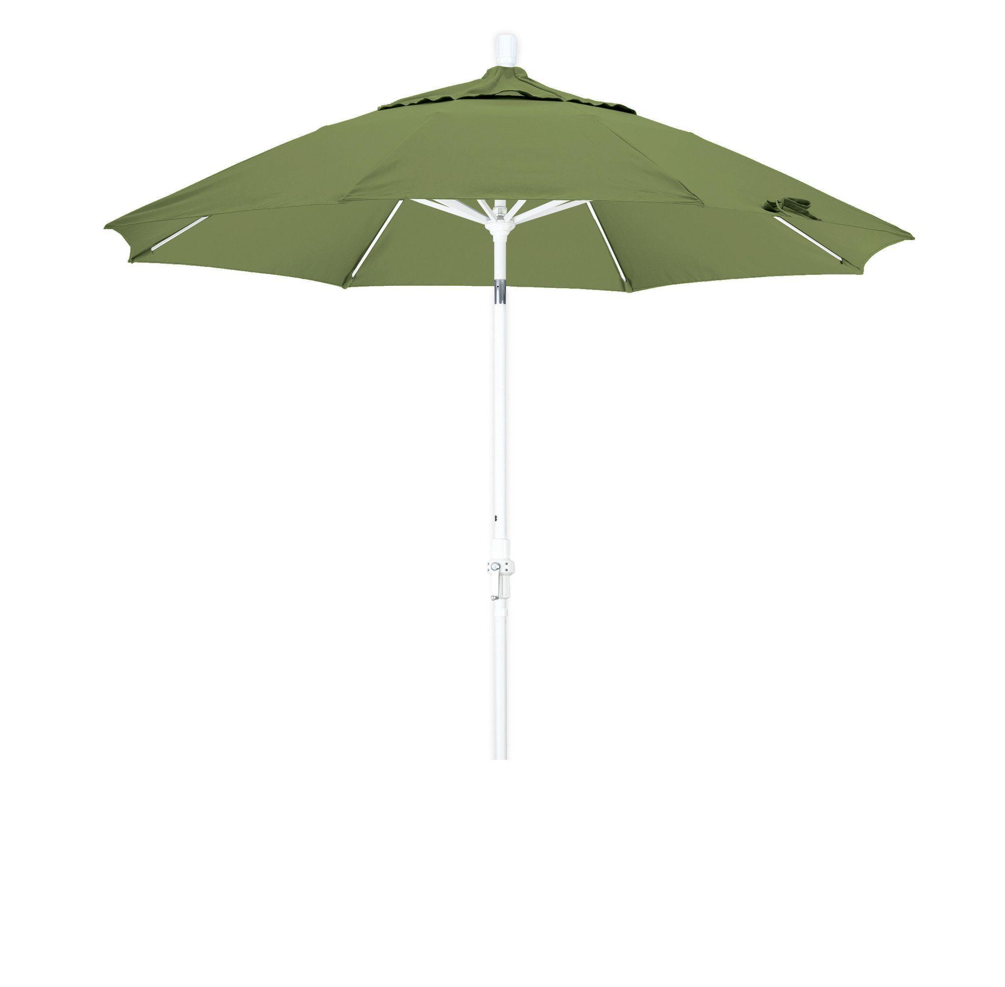 Eclipse Collection 9 Fiberglass Market Umbrella Collar Tilt