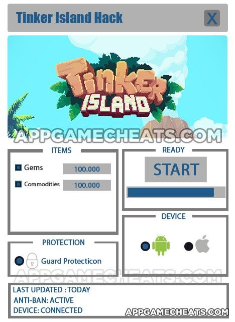 Tinker Island Tips, Cheats & Hack for Gems & Commodities