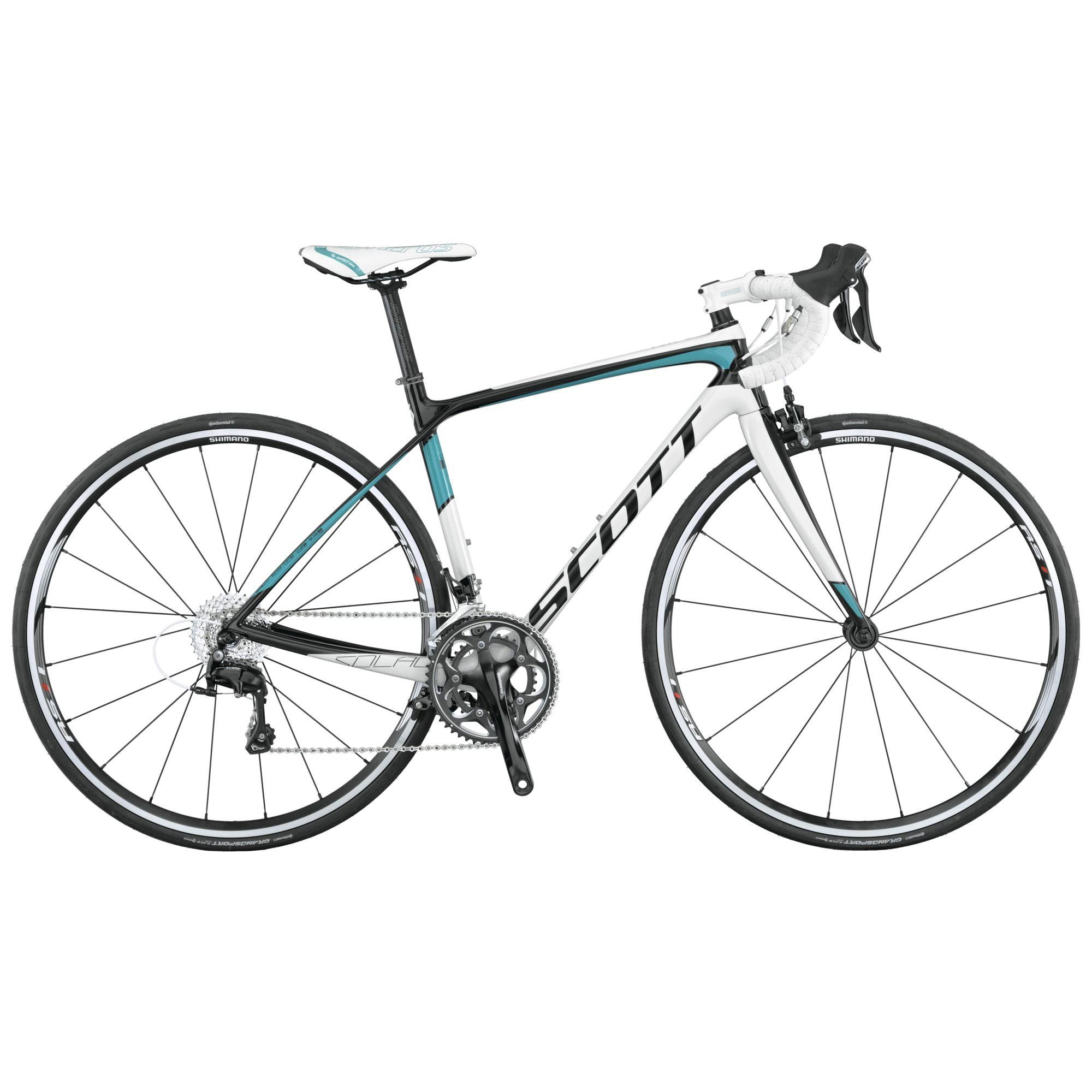 Scott Sports Scott Contessa Solace 25 Bike Beach Bicycle Bike