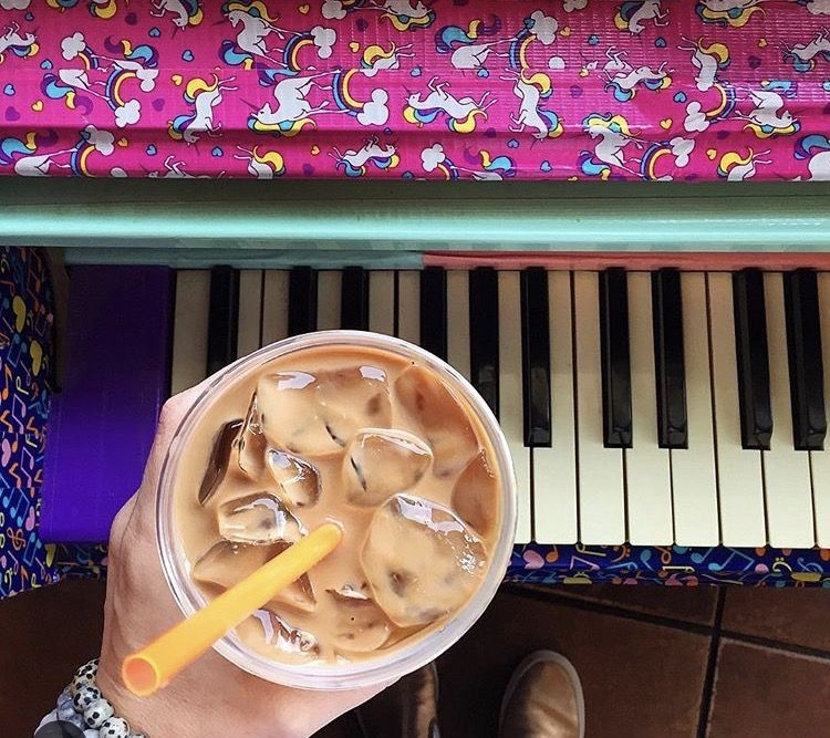 St Louis Coffee Shop Coffee Carter (photo from Insta) Missouri - best of blueprint coffee delmar
