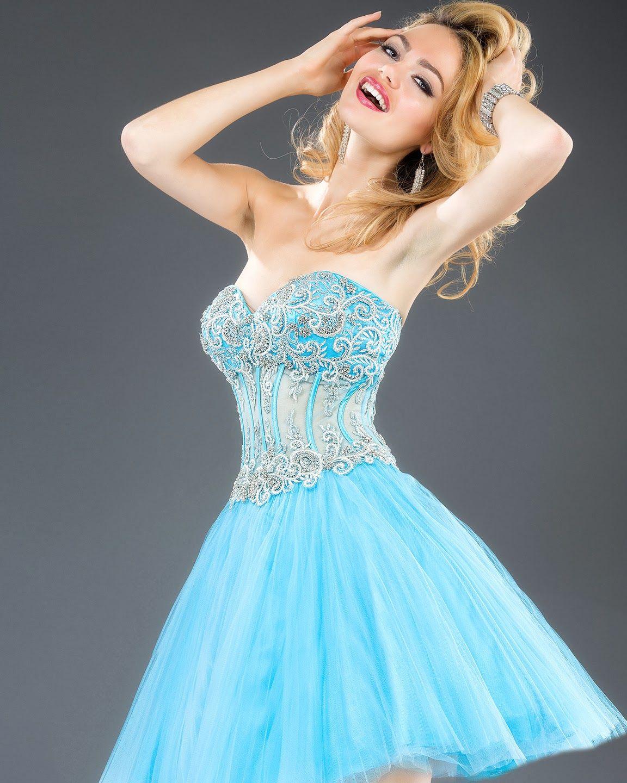 Bonitos Vestidos de 15 años | Vestidos de XV | Pinterest | Prom ...