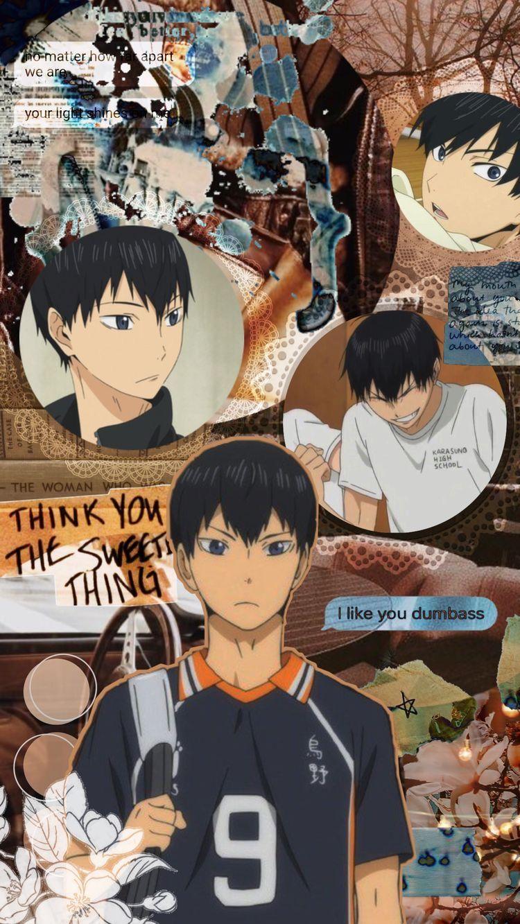 Tiktok Wallpapers In 2020 Haikyuu Wallpaper Haikyuu Kageyama Cute Anime Wallpaper