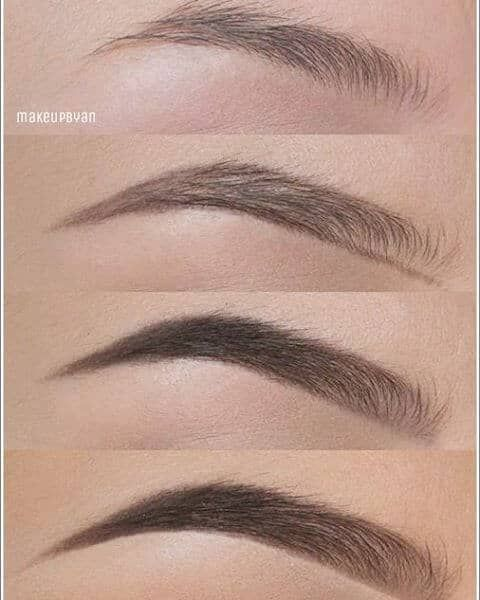 25 Step-by-Step Eyebrows Tutorials to Perfect Your Look #perfecteyebrows