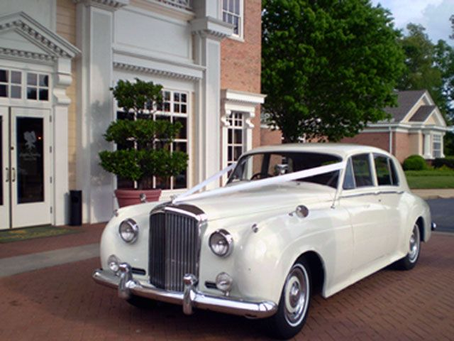 1956 Vintage Bentley Would Love To Have This For My Wedding